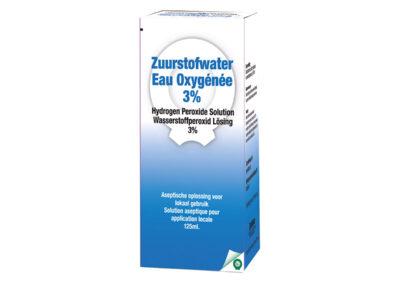 ZUURSTOFWATER 3% 125ml