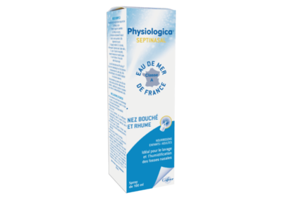 PHYSIOLOGICA® Septinasal spray