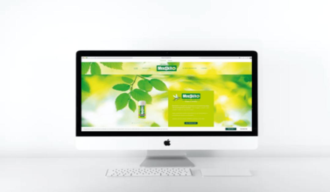 Nouveau site web Mouskito est en ligne!